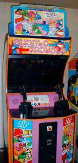 Bubble Trouble - Golly! Ghost! 2 the  Arcade Video Game