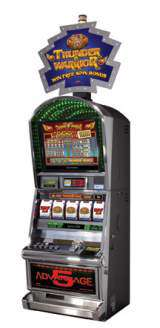 Thunder Warrior the  Slot Machine
