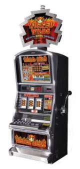 Wicked Wilds the Slot Machine
