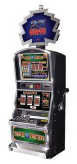 Touch of Fortune the  Slot Machine