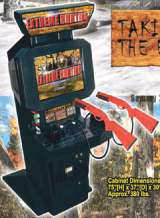 Extreme Hunting the  Arcade Video Game PCB