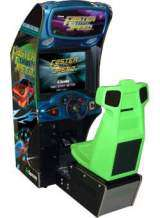 Faster Than Speed the  Arcade Video Game