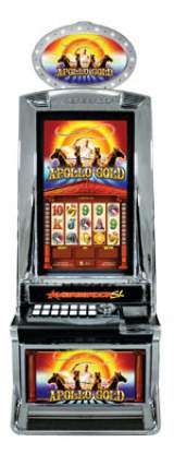 Apollo Gold the  Slot Machine