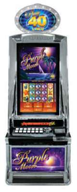Purple Moon the Slot Machine