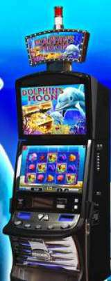 Dolphin's Moon the  Slot Machine