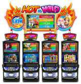 Hot & Wild the  Slot Machine