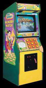 Fred Flintstone's Memory Match the Arcade Video Game PCB