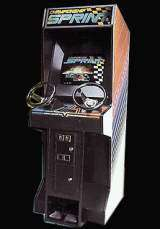 Championship Sprint the  Arcade Video Game