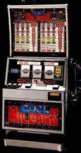 Cool Millions the  Slot Machine