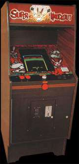 Super Knockout the Arcade Video Game