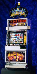 The Addams Family [Progressive] the  Slot Machine