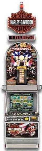 harley davidson slot machine