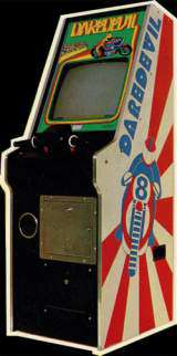 Daredevil the Arcade Video game
