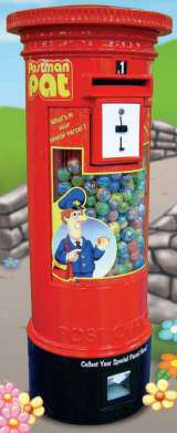 Postman Pat the  Vending Machine
