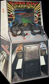 Super Road Champions the  Arcade Video Game