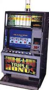 Four of a Kind - Triple Bonus the Slot Machine