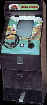 Rally Cross the Arcade Video Game PCB