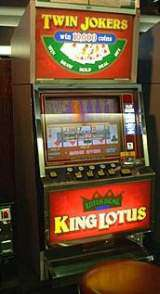 King Lotus - Twin Jokers the  Slot Machine