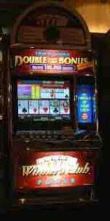 Triple Draw - Double Four Cards Bonus the  Slot Machine