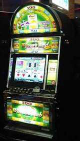 Wheel Times Winner's Wild the  Slot Machine