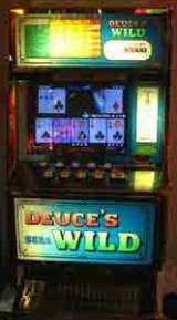 Deuce's Wild the Slot Machine