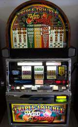 Triple Double Wild Cherry [3-Coin] the  Slot Machine