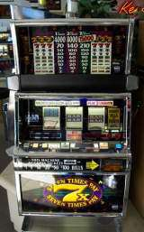 Seven Times Pay [3-Reel, 3-Coin] the  Slot Machine
