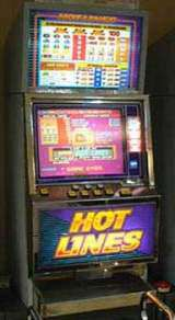 Hot Lines the  Slot Machine
