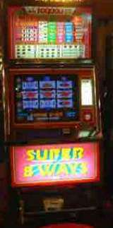 Super 8 Ways the  Slot Machine