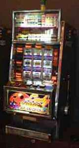 Lady Bugs the Slot Machine