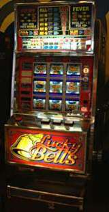 Lucky Bells [Mechanical Slot] the Slot Machine