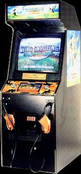 Wing Shooting Championship the  Arcade Video Game PCB