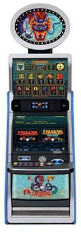 5 Dragons Legends [5 Dragons + 5 Dragons Deluxe] the  Slot Machine