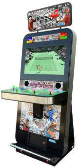 Virtua Tennis 4 - Sega Professional Tennis the  Arcade Video Game