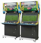 World Soccer Winning Eleven Arcade Championship 2012 the  Arcade Video Game