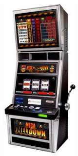 Mega Meltdown Slot Machine