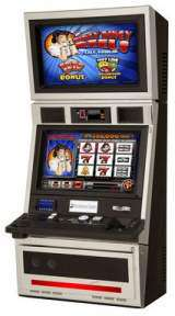 Ernestine's Ringy Dingy Reels starring Lily Tomlin the  Slot Machine