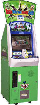 MushiKing - The King of Beetle 2K3 2nd [Model 840-0150C] the  Arcade Video Game