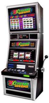7Xtreme Sevens the  Slot Machine