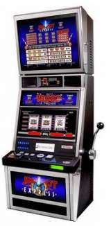Jackpot Express the Slot Machine
