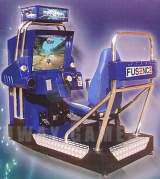 Aqua Racer the  Arcade Video Game