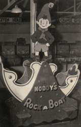 Noddy's Rock a Boat the Coin-op Kiddie Ride
