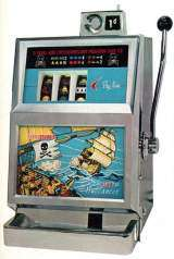 Buccaneer [Windsor Series] the  Slot Machine