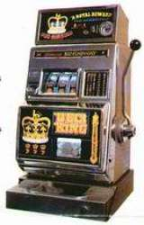 Deci King [Jackpot front] [Aristocrat Kingsway] the Slot Machine