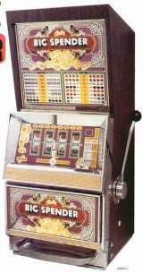Big Spender the  Slot Machine