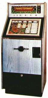 Penny Spinner the Fruit Machine