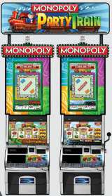 Monopoly - Party Train [Mechanical] the  Slot Machine