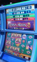 China Moon 2 [Spinning Streak Progressive] the Slot Machine