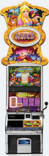 Alice & The Mad Tea Party [Mechanical slot] the  Slot Machine