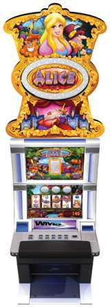 Alice & The Enchanted Mirror [Mechanical slot] the Slot Machine